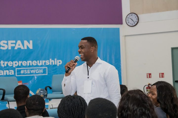 Application is open for the inaugural student entrepreneurship week