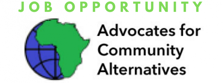 Advocate for Community Alternatives