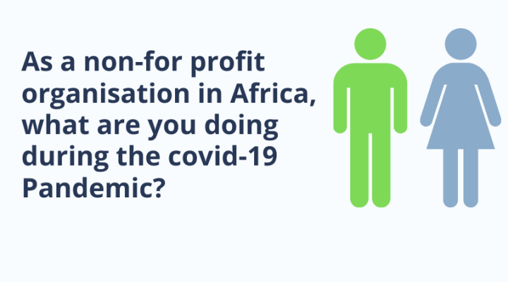 Pandemic non-for profit organisation in Africa